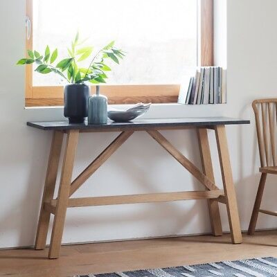 Frank Hudson Gallery Direct Brixton Burnished Console Table