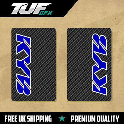 SMX motocross graphics Showa fork stickers Showa decals CRF KXF YZF decals upper