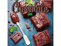 2018 Chocolate Calendar For Your Kitchen