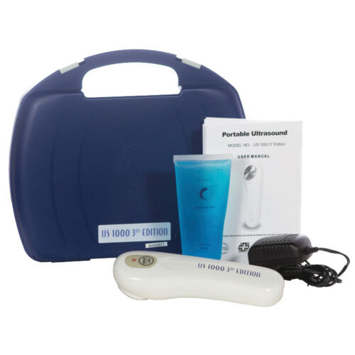 Portable Professional Heat Ultrasound Therapy Device Medical Machine Equipment