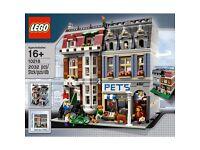 LEGO CREATOR: Pet Shop 100% complete