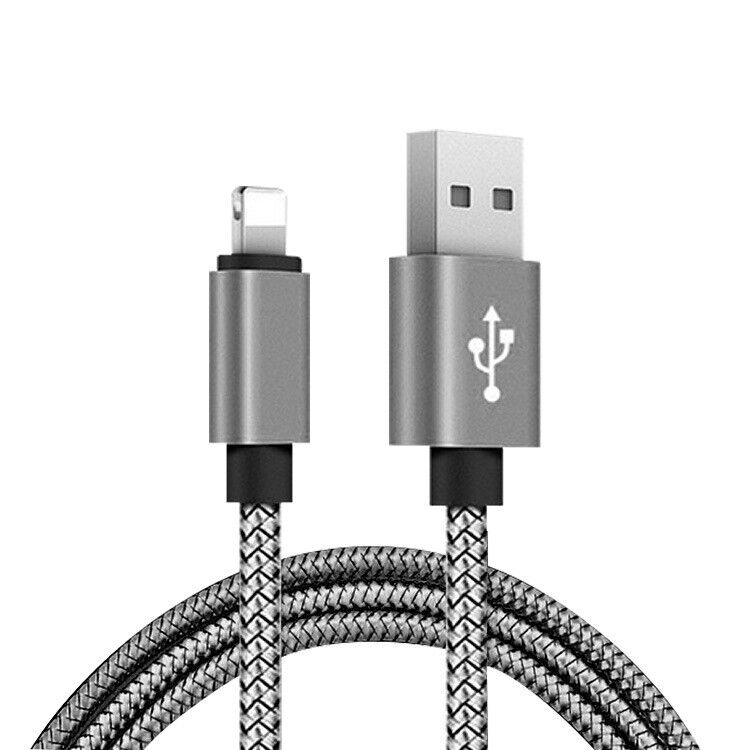 3 Pack 3 Feet Lighting USB Cable Cord Charger For Apple iPho