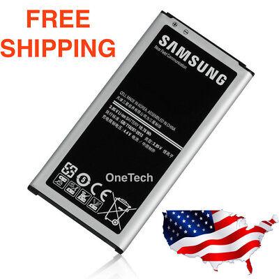 2800mAh 100% original battery replacement for Samsung Galaxy S5 Genuine BG900BBE