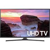 """Samsung UN40MU6300 40"""" Black UHD 4K HDR LED Smart HDTV - UN40MU6300FXZA"""