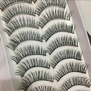 False Lashes 10 Pairs Sunshine North Brimbank Area Preview