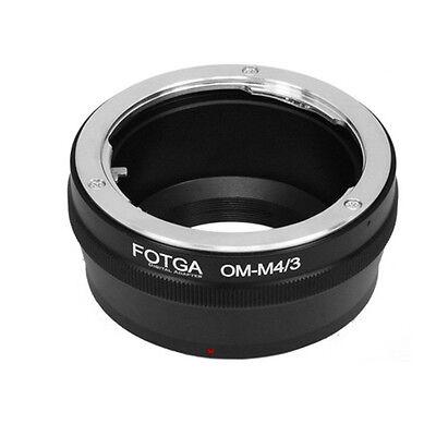 Olympus Om Objetivo a Micro 4/3 M4/3 Adaptador para E-p5 E-pl5 E-pl6...
