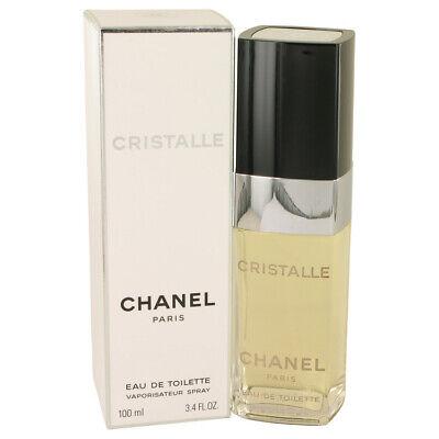 CHANEL CRISTALLE EAU DE TOILETTE 100 ml
