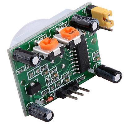 Hc-sr501 Adjustable Pir Motion Sensor Detector Module Arduino Raspberry Pi Pic