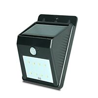 Solar Garden Wall LED Light (outdoor home motion lighting