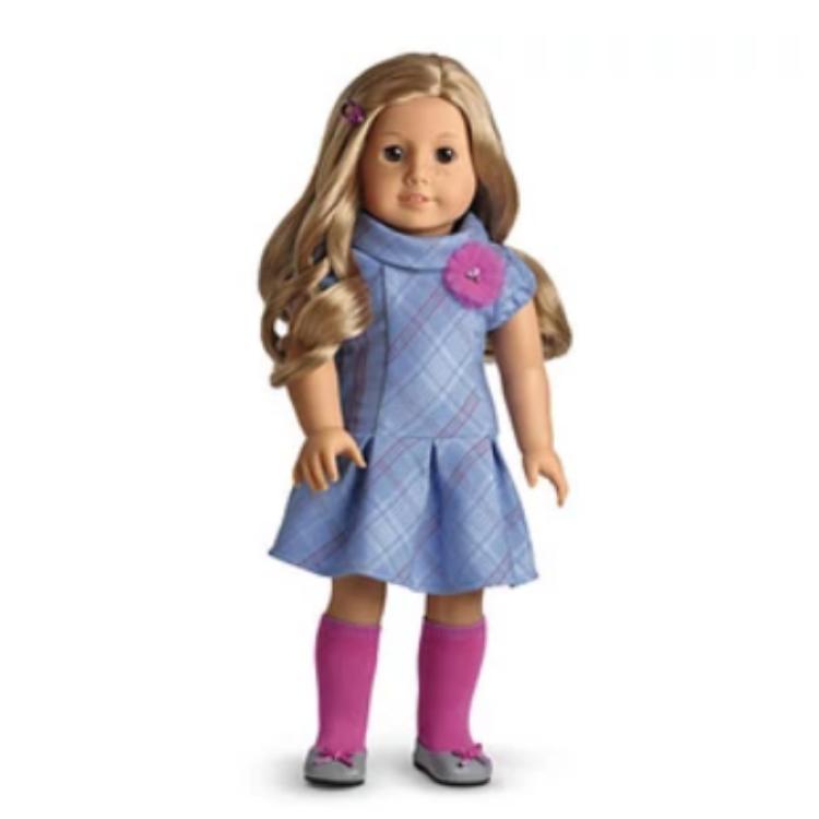 American Girl Doll SWEET SCHOOL DRESS - NEW IN BOX