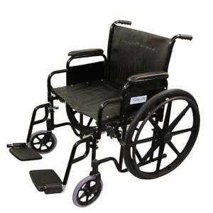 Sale on Wheel chair New never used(Demo),light, fordable,no tax