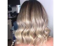 Hair care colour