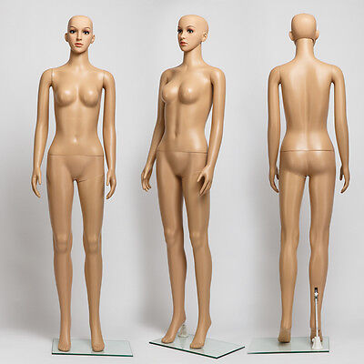 Schaufensterpuppe Frau Weiblich Mannequin Puppe Schaufensterfigur #F07-02