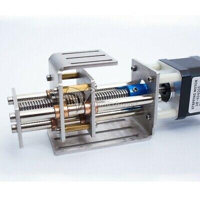 Cnc Z-axis Slide 150mm Stroke Linear Z Slide W Stepper Motor Milling Engraving