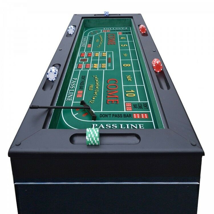 4in1 Casino Game Table By Trademark Poker