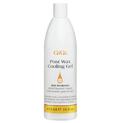 GiGi Post After Wax Cooling Gel Skin Refresher 16oz (After Waxing Gel)