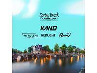 Two Amsterdam Spring Break Tickets