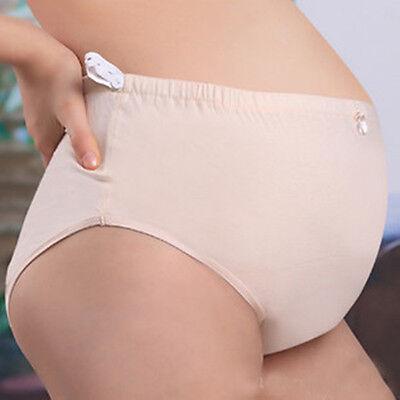 New Pregnant women cotton underwear briefs Adjustable prop belly pants shorts BH