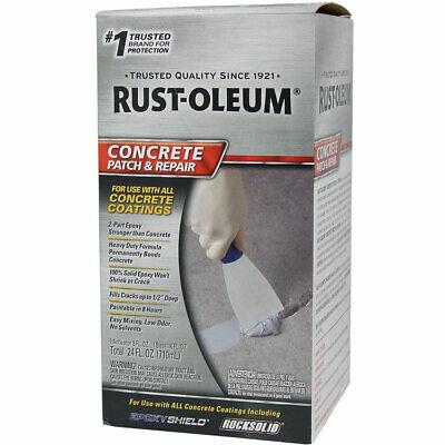 Rust-oleum 301012 Rust-oleum Concrete Patch Repair 24oz Kit