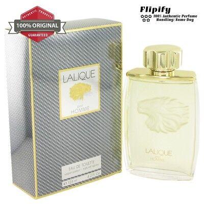 LALIQUE Cologne 4.2 oz / 2.5 oz / EDP EDT Spray for MEN by Lalique