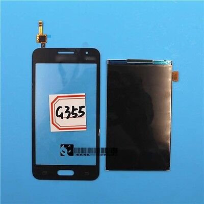 For Samsung Galaxy Core 2 SM-G355H G355 Touch Screen Digitizer Glass+LCD Display