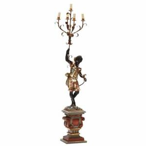 Blackamoor Lamp | eBay
