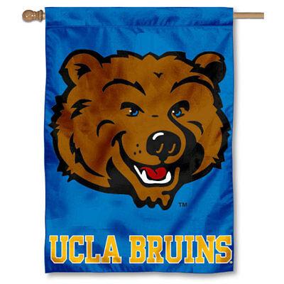 UCLA House Flag Banner