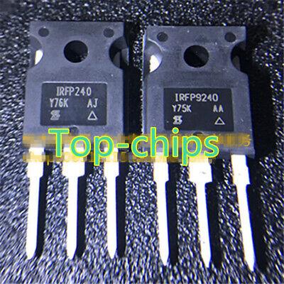 Irfp240 Irfp9240 Transistor To-247 Pair  Ic Chip New