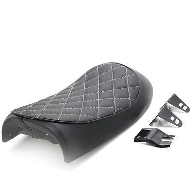 UNIVERSAL DIAMOND CAFE RACER SEAT VINTAGE HUMP SADDLE FOR <em>YAMAHA</em> XS500