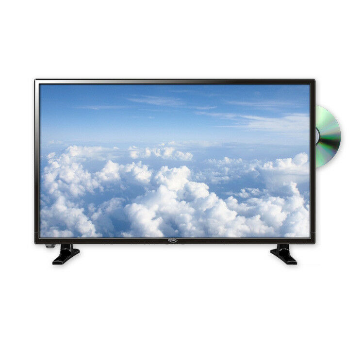 32 zoll fernseher triple tuner DVB-T 2 HD LEDTV mit DVD mit Sat Receiver DVB-C