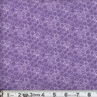 Mixers Lilac Purple Tonal Blender Cotton Fabric - By The (Lilac Cotton Fabric)