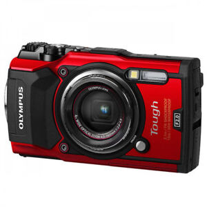 Amazing Olympus TG-4 16 MP Waterproof Camera with 3-Inch LCD