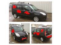 Fiat Doblo (Black) - Ex taxi