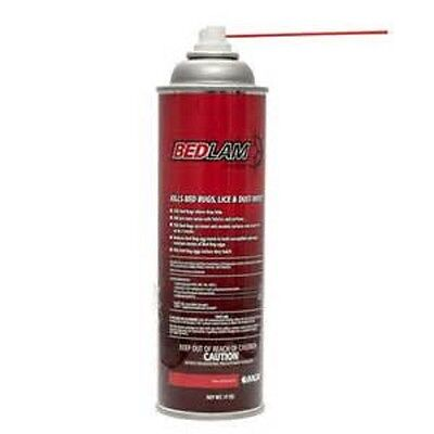 Bedlam Insecticide Spray Kills Bed Bugs, Bed Bug Eggs, Dust Mites, Fleas & Lice! Bedlam Bed Bug Spray
