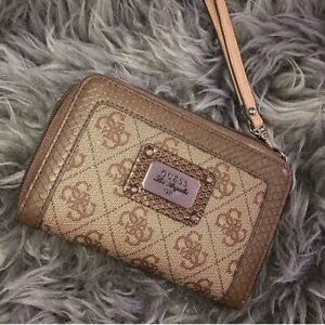 Guess Zip Wallet