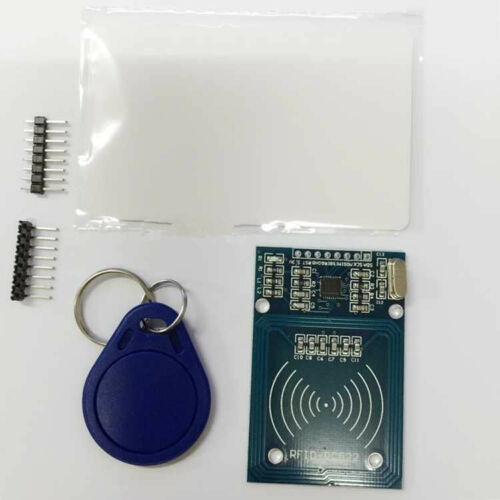 1pc New Mfrc-522 Rc522 Rfid Rf Ic Card Induction Module