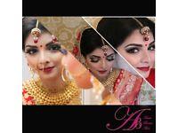 Asian Bridal Makeup Artist | Birmingham Makeup Artist | Party Hair and Makeup