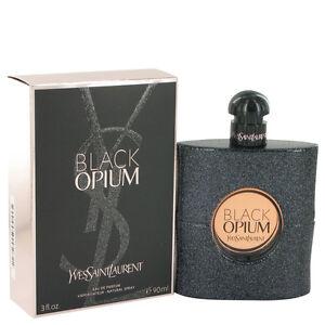 Black Opium EdP for Woman by Yves Saint Laurent, 90mL Spray
