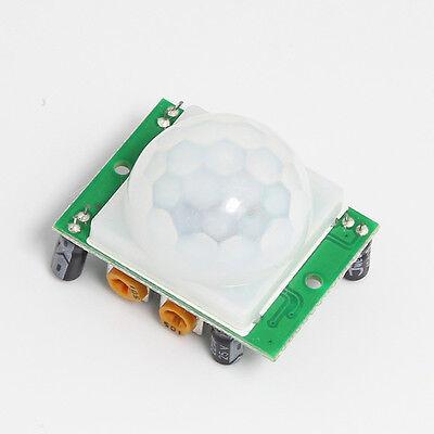 New Hc-sr501 Infrared Pir Motion Sensor Module For Arduino Raspberry Pi Jkhwc