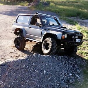 Nissan patrol with rb25det engine conversion, 14g Ono Turners Beach Central Coast Preview