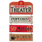 Retro Sign uit Amerika - Home Cinema - Bioscoop - Film