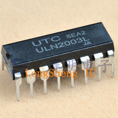 5pcs Uln2003l Integrated Circuit Dip New