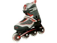 Xcess In Line Skates MX S1000 Size 3-5