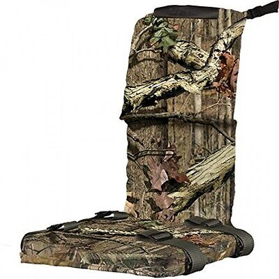 Summit Treestands Universal Seat, Mossy Oak Camo, New, Free Shipping