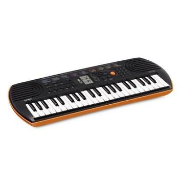 Casio SA-76 44 toetsen mini keyboard