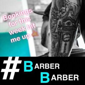 Barber — visit us in Crewe, West street, CW1 3HN