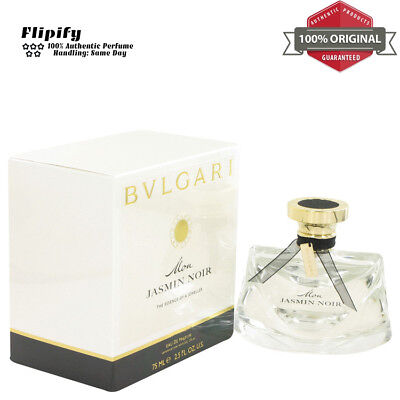 - Mon Jasmin Noir Perfume 1.7 oz / 2.5 oz / .34 oz EDP Spray for WOMEN by Bvlgari