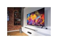 60 Inch Smart UHD 4K LED TV in Black with Freeview HD LG 60UF695V