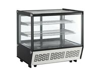 Commercial Counter top Display Cooler 120Z