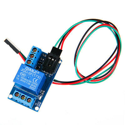 One Channel Relay Module 5v Dc With Dupont Jumper Wire For Arduino Avr Pic